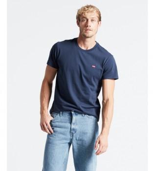 Comprare Levi's Maglietta originale blu navy