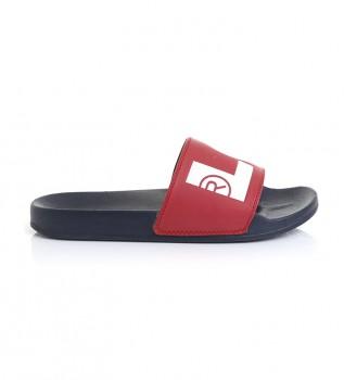 Acheter Levi's Pantoufles rouges de June L