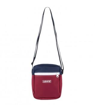Acheter Levi's Sac à bandoulière Colorblock X-Body OV bleu, rouge -16x6x20cm
