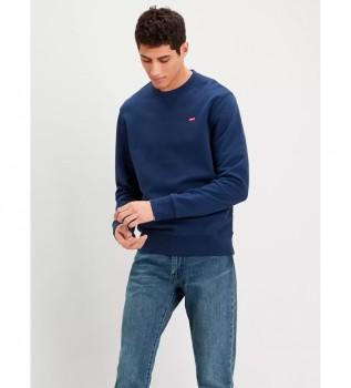 Acheter Levi's Sweatshirt New Original navy