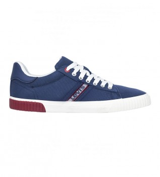 Comprare Levi's Sneaker Skinner blu scuro