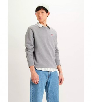 Acheter Levi's Sweatshirt New Original gris