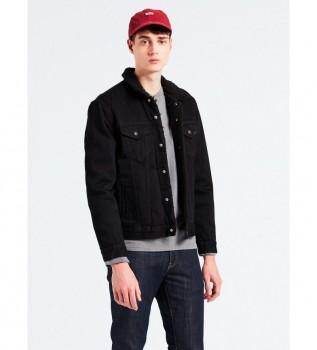 Acheter Levi's Type 3 Sherpa Jacket noir
