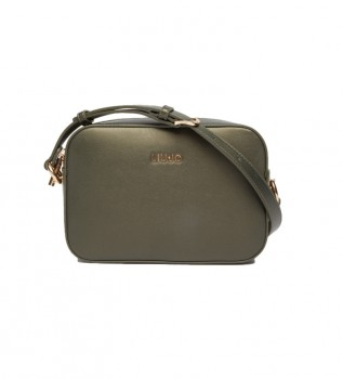Buy Liu Jo Shoulder bag with green charms -24x7x16cm
