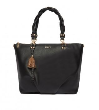 Buy Liu Jo EcoSustainable Tote Bag black -43x18x30cm