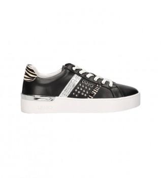 Acheter Liu Jo Sneakers Silvia 23 noir