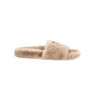 Comprare Liu Jo Pantofole da casa Beige Soft Slipper