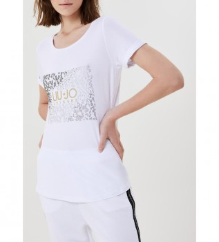 Comprar Liu Jo Camiseta TA1151 J7905 blanco