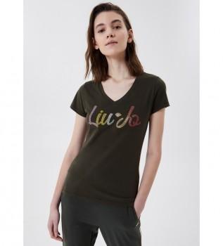 Buy Liu Jo T-shirt TA1155 J5003 black