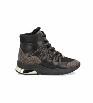Buy Liu Jo Sneakers Karlie 62 Mid black