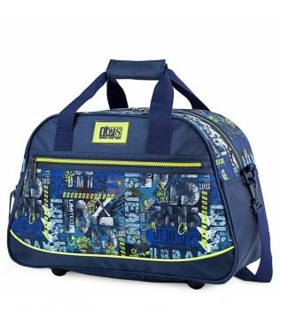 Buy Lois Boy Sports Bag  131745 navy -45x28x20cm