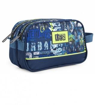 Buy Lois Travel Toilet Bag 131727 navy -26x15x10cm