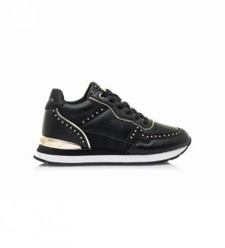 Buy MARIAMARE Sneakers 63050 black -Height wedge: 5cm