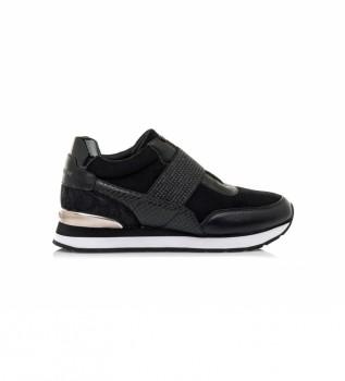 Buy MARIAMARE Sneakers 63051 black -Height wedge: 5cm