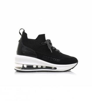 Buy MARIAMARE Sneakers 63152 black -Height wedge: 5,70cm
