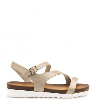 8721c4e71b6 Sandalias Planas de Mujer | Comprar Calzado de Mujer - Tu Tienda de ...