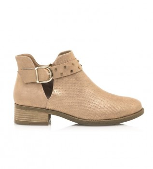 Buy MARIAMARE Ankle boots 67518 pink gold