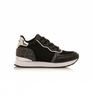 Buy MARIAMARE Sneakers 68021 black -Height wedge: 5 cm