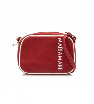 Buy MARIAMARE Analia Shoulder Bag red -22x16x7.5cm
