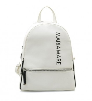 Buy MARIAMARE Angeles backpack white -25x30x11cm