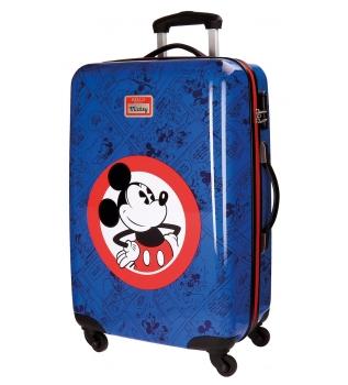 Complementos maletas trolleys para ni os tienda es de for Cabina del mickey