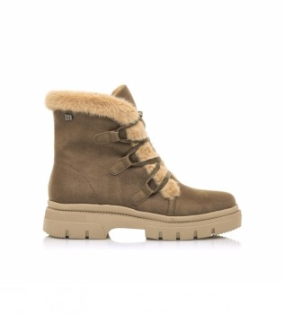 Buy Mustang Ankle boots New Mirte taupe