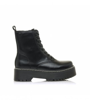 Buy Mustang Stormy ankle boots black -Platform height: 5cm