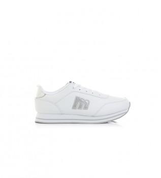 Buy Mustang Kids Sneakers 47606 white