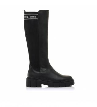 Buy Mustang Mars boots black