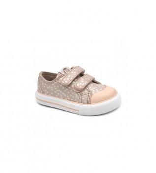 Buy Mustang Kids Sneakers Moles 47289A pale pink