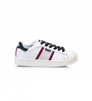 Buy Mustang Kids Sneakers 47994 white