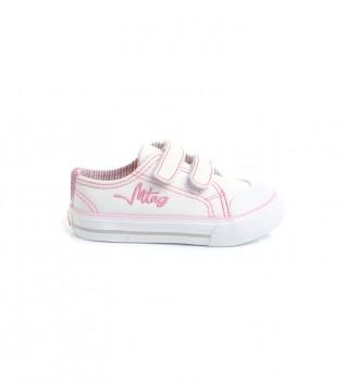 Buy Mustang Kids Sneakers 47291-1 white