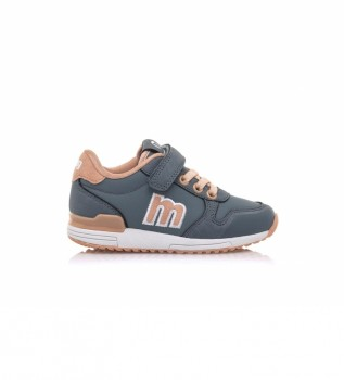 Buy Mustang Kids Sneakers Monda navy, pink