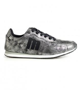Buy Mustang Dori slippers silver