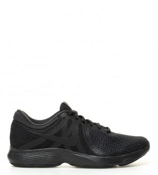 new arrival f6f3c 53d66 Nike Zapatillas running Revolution 4 negro