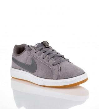 huge discount b98f0 99c47 Nike Zapatillas Court Royale gris