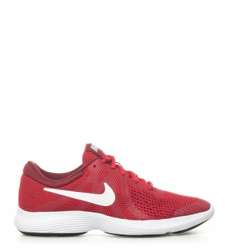 best service edec6 47846 Nike Zapatillas running Revolution 4 rojo