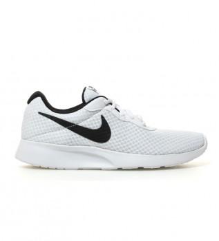 pretty nice e382a 39226 Nike Zapatillas Tanjun blanco