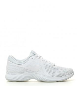 Nike Tênis de corrida Revolution 4 white 84b3fa4fc1b15