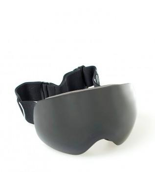 bde062b9e8 Ocean Sunglasses Gafas de nieve Arlberg negro con cristal smoke