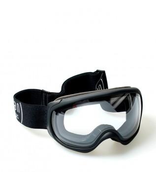 09997c14f5 Ocean Sunglasses Gafas de nieve polarizadas Mckinley negro con cristal  fotocromático