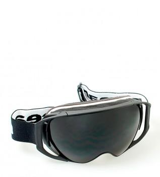 855f14c84d Ocean Sunglasses Gafas de nieve Snowbird negro con cristal smoke