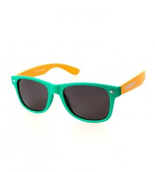 1dc8f91990 Ocean Sunglasses Gafas de sol Beach verde y amarillo mate