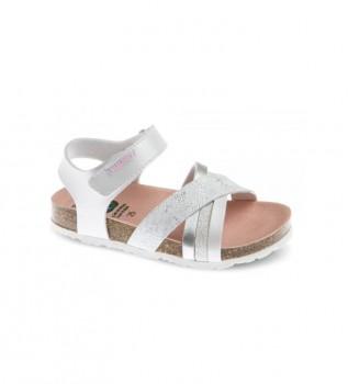 Buy Pablosky Sandals Bio 483800 white