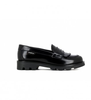 Buy Pablosky Leather loafers 854113 black
