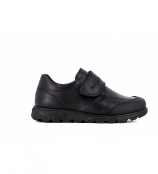 Comprar Pablosky Sapatos de couro 334510 preto