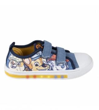 Comprare Cerdá Group Sneaker bassa in tela blu