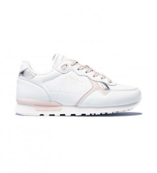 Comprar Pepe Jeans Britt College Sneakers branco
