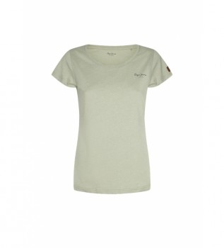 Buy Pepe Jeans Green Coco T-shirt
