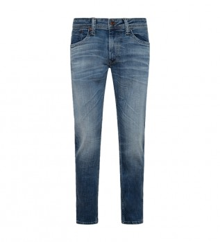 Acheter Pepe Jeans Blue Cash Jeans